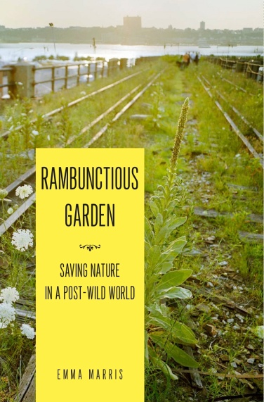 R is for Rambunctious Garden