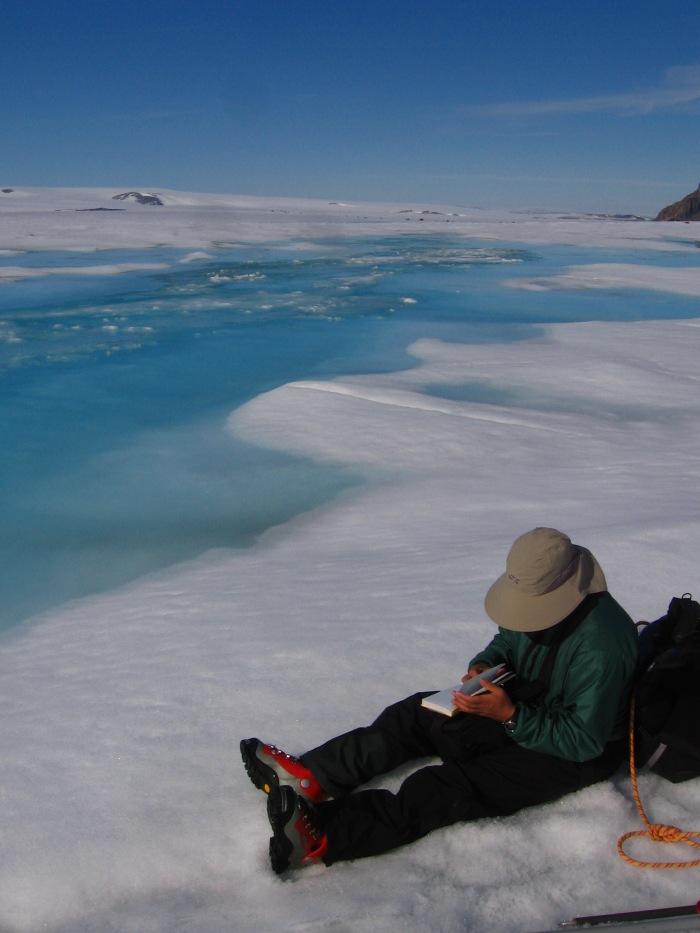 arctic2008_E_ 020_ponding near L1A